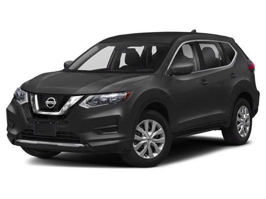 Union City Nissan >> 2020 Nissan Rogue S
